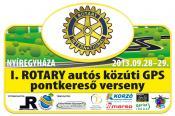 Rotary autosverseny rajtszam